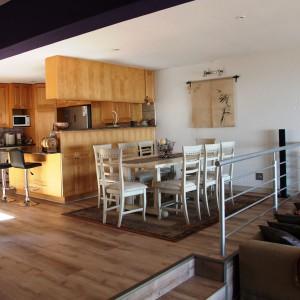 laminate flooring installation dining