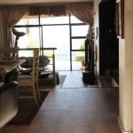 laminate flooring installation lounge dining room